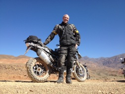 Thomas in Morocco