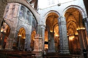 In Catedral de Avila