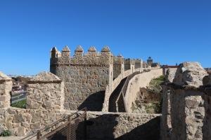 Stadtmauer Avila