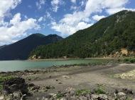 Laguna Verde national park Conguillio