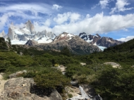 trail to Fitz Roy