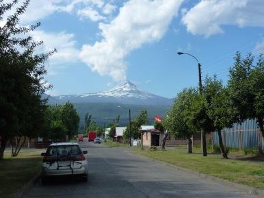 volcano Lliama