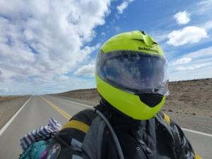 on the way to Trés Cerros RN3