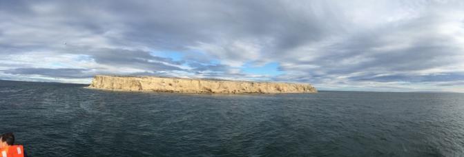 Isla Marta panoramic