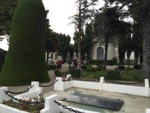 cementary Pta Arenas
