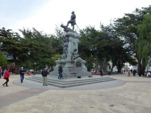 Plaza de Armas Pta Arenas
