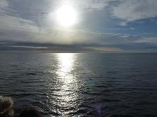 way to Isla Magdalena