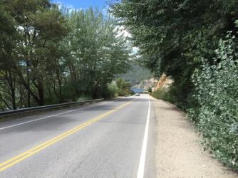 7 lagos (RN40) way tp San Martin de los Andes