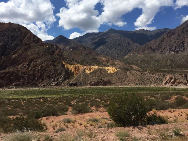 RN7 Mendoza to Santiago