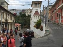 Valparaíso house with 5/3 floors