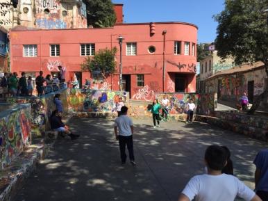 Valparaíso school