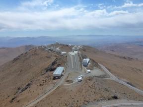 ESO observatory La Silla