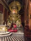 Salta inner catedral