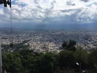 Salta from Cerro San Bernardo