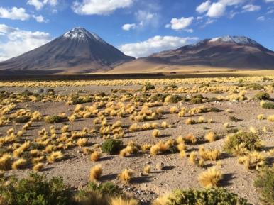 Volcán Licancabur und Láscar Altiplano