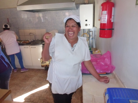kitchen in puebla Machuca