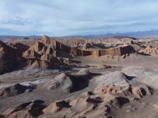 Amphitheater Valle de la Luna