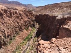 way to Santiago de Río Grande