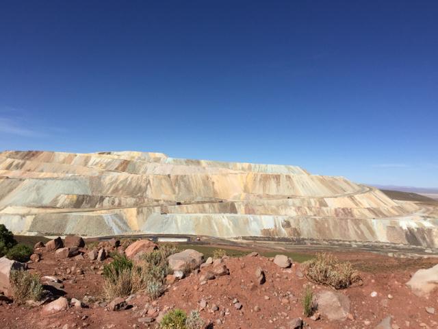 stone quarry near San Cristobal