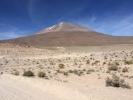 volcano Ollagüe