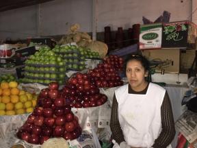 mercado central Sucre