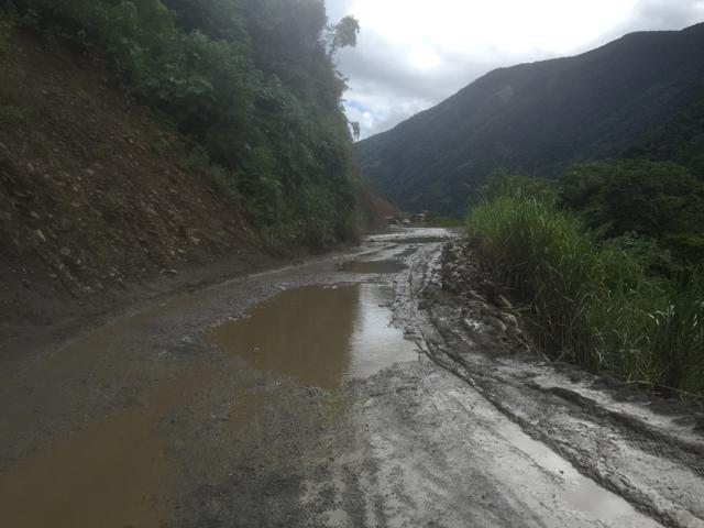 way to Caranavi