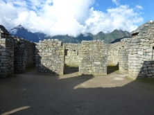 Tres portadas Machu Picchu