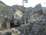 Temple of the condor Machu Picchu