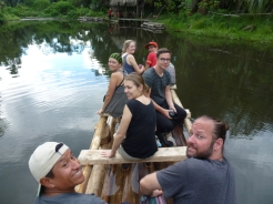 our raft
