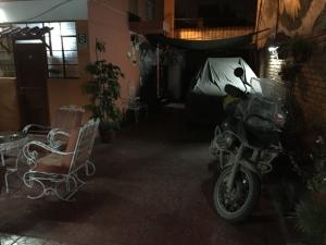 patio Arequipa Hostel HomeSweetHome