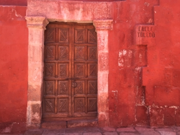 Monasterio De Santa Catalina, Arequipa