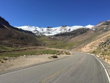 begin of Colca Canyon