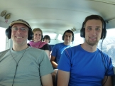 group in the plane