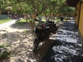 patio Hostel Carola del Sur