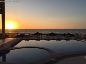 Hotel at Máncora beach