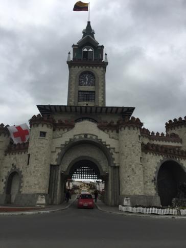 gate city Loja