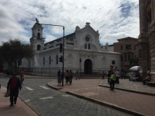 old cathedral Cuenca