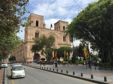 new cathedral Cuenca