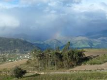 rainbow Riobamba