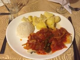 dinner Riobamba