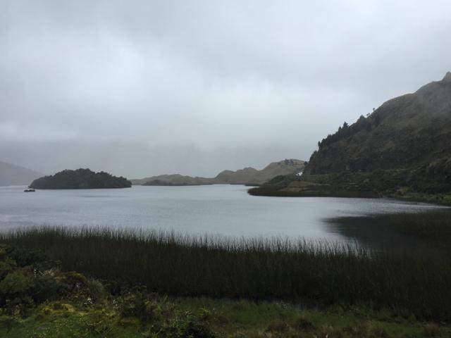 Sangay National Park Laguna de Atillo