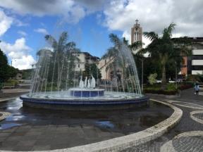 Plaza de Armas Puyo