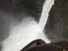 Cascada El Pailon Del Diablo