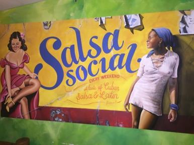 Salsathek in Baños