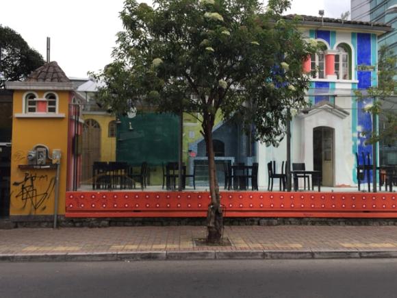 Quito Mariscal quarter