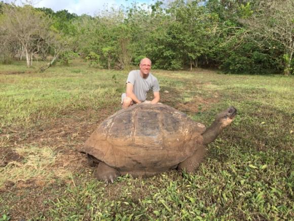 tortois and me