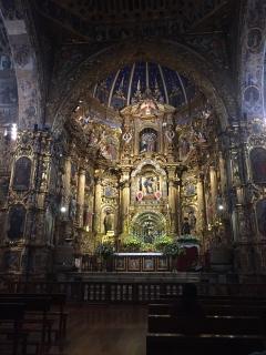catedral San Fancisco Quito