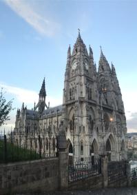 Basilica del Voto Nacional Quito