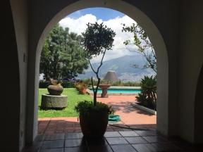 casa Guayasamin Capilla del hombre Quito