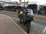 parking Otavalo
